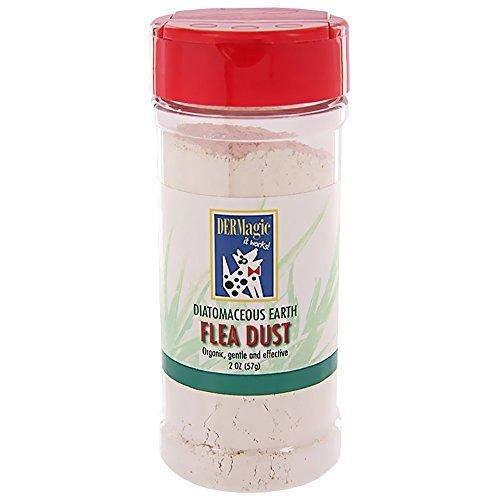 DERMagic Diatomaceous Earth Dust