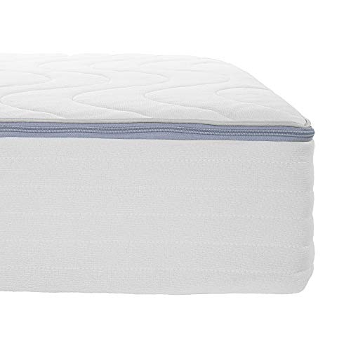 Arensberger ® Xenia Matratze, 7-Zonen, 90 x 200cm, Höhe 18cm, 3D-Memory-Foam, 2in1 Härtegrad H2/H3 wendbar