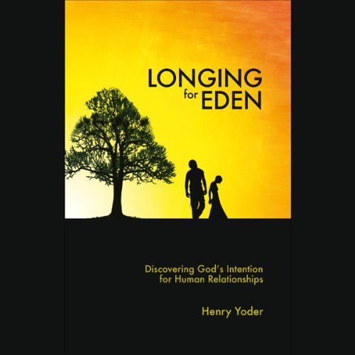 Longing for Eden audiobook cover art