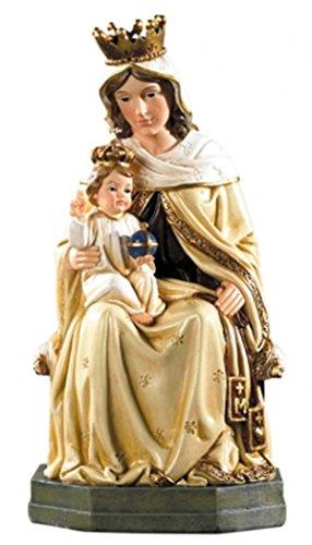 Nuestra Señora de MT Carmel Estatua, 8pulgadas