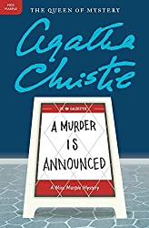 Cover of A Murder Is Announced