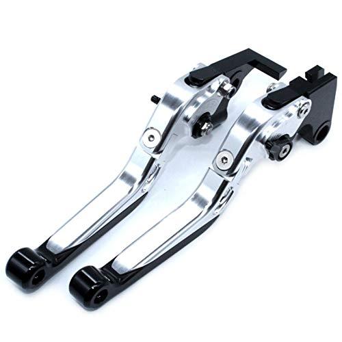 para Benelli Jinpeng 502 TRK502 TRK 502 ADV Motocicleta Plegable Extensible CNC Moto Palancas De Freno De Embrague Ajustables (Color : 11)