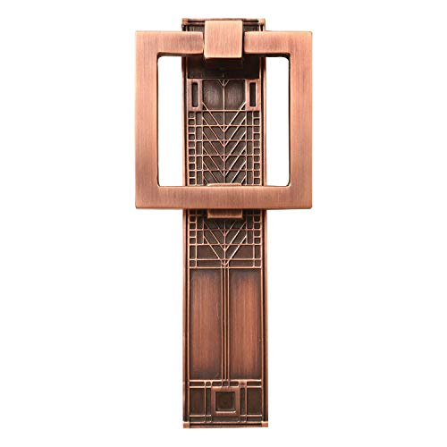 Architectural Mailboxes 3660AC Tree of Life Door Knocker, Antique Copper