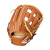 EASTON FLAGSHIP Baseball Glove | 2020 | Right-Hand Throw | 11.75' | Infield Glove | H Web | Diamond Pro Steer Leather | Oiled Cowhide Palm + Finger Lining For Max Comfort + Feel | FS1175