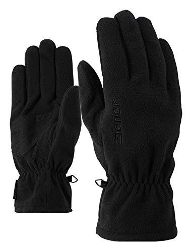 Ziener Herren Ibron Multisport Handschuhe, Schwarz, L