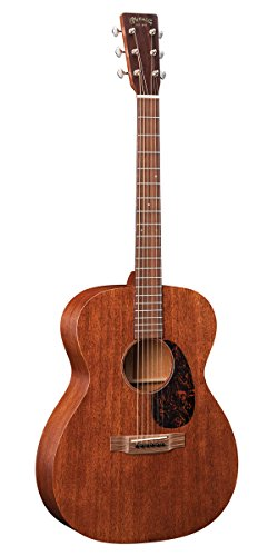Martin Guitar 000-15M with Gig Bag, Acoustic Guitar for the Working Musician,...