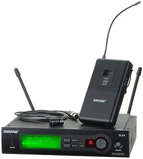 Shure SLX14/84 Lavalier Wireless System, G5