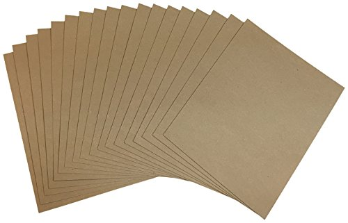 Crescent Creative Products Crescent #40C Chipboard, Bulk Pack, 40 Count, 5