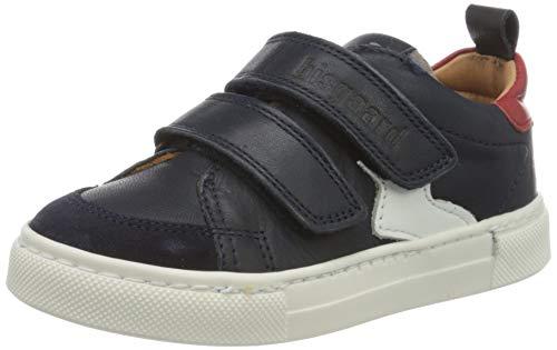 Bisgaard Jungen Karlo Sneaker, Blau (Navy 1402), 27 EU