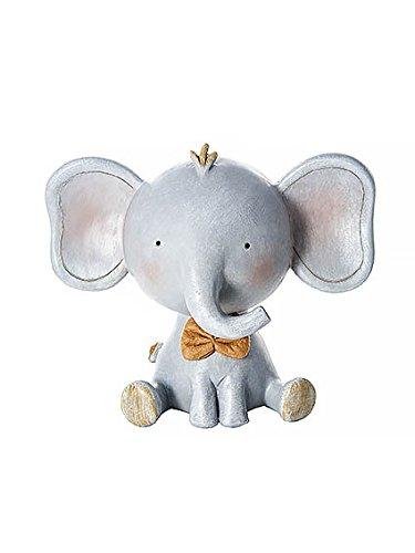 Mousehouse Gifts Elefanten Spardose Sparschwein - Baby Geschenk für Jungen