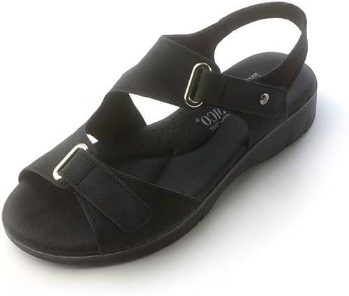 Arcopedico femmes Scream P noir Sandal - 42