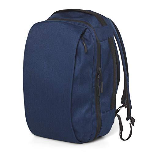 Xelfly Weekend 17 Inch Travel Laptop Backpack for Men/Women/Teen (Cobalt Blue)