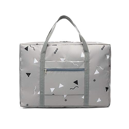 WUDUBE Unisex 1Pc Reisetasche Praktische Reisetasche mit großer Kapazität Handgepäcktasche Aufbewahrungstasche
