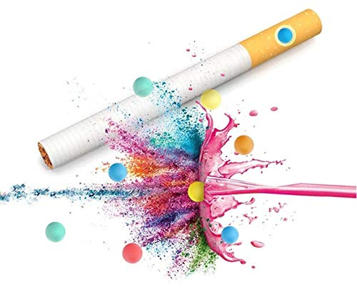 100 -Stücke Mix-Geschmack AROMATISCHE KAPSELN DIY Explosion Perlen Kugel Kapsel Zigarette Click Filter Aromakarte Card Aroma Infusion Flavour