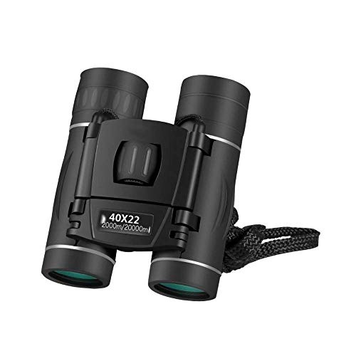 HZWLF Binoculars Spotting Scopes,Telescopes HD 40X22 Zoom Vision No Infrared Eyepiece Outdoor Gifts