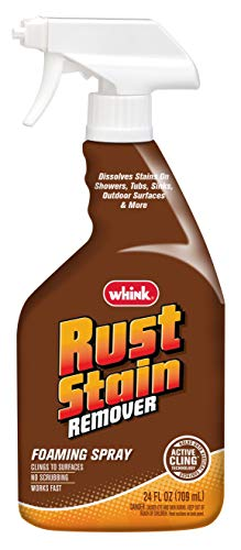 Whink 349944 Rust Stain Remover, 24 Oz, 24 Fl Oz