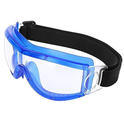 Vikye Gafas protectoras, gafas de seguridad antiniebla a prueba de polvo para...