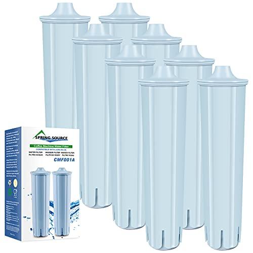 Wasserfilter für Jura Claris Blue, Filterpatrone für Jura Automatische Kaffeevollautomat GIGA, IMPRESSA, ENA Serie (8PCS)