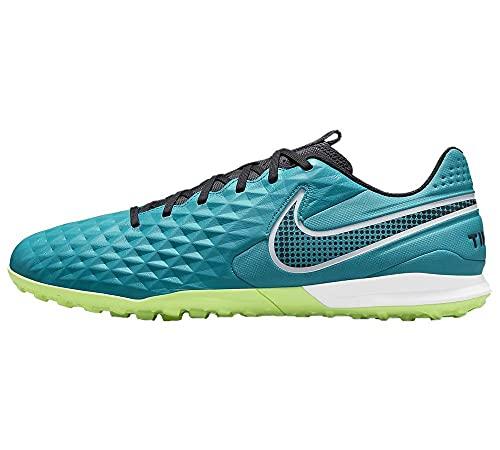 Nike Scarpe Calcetto Tiempo Legend 8 Academy TF Verde 46