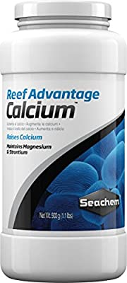 Seachem Reef Advantage Calcium 500 g