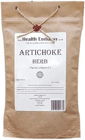 Health Embassy Artichoke Herb (Cynara scolymus L),100 g