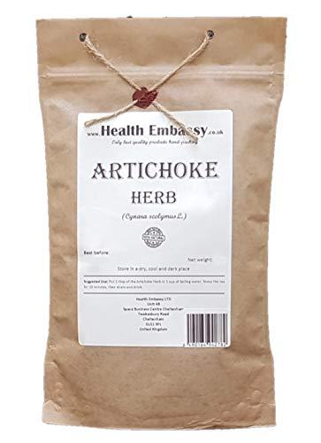 Health Embassy Artisjok Kruid (Cynara Scolymus L) Artichoke Herb (100g)