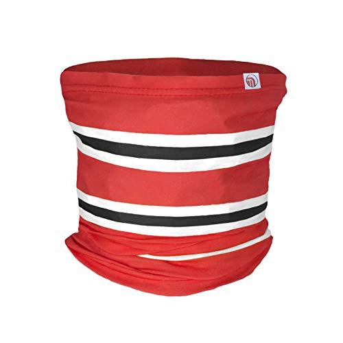 fan originals Snood Neck Scarf - Red White Black Sheffield United Colours