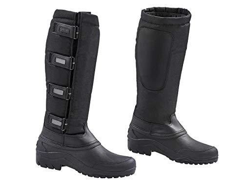 Buty termiczne Toronto, czarny - czarny - 37 eu