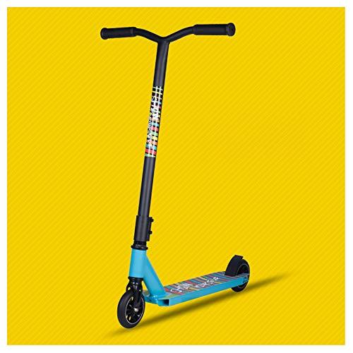 YF-Mirror Pro Scooters - Patinete de Trucos - Patinetes de Acrobacias para Principiantes para niños de 8 años en adelante - Patinete de Freestyle de Calidad para niños y niñas