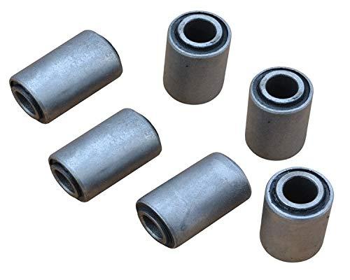 FKAnhängerteile 6 x Silentbuchse S1 für DDR - ANHÄNGER HP300 HP400 HP 350 etc