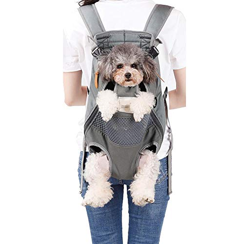 Lifeunion Adjustable Pet Carrier Backpack