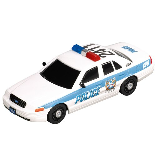 Carrera Go - 20061247 - Voiture Miniature et Circuit - Ford Crown Victoria - Police Interceptor