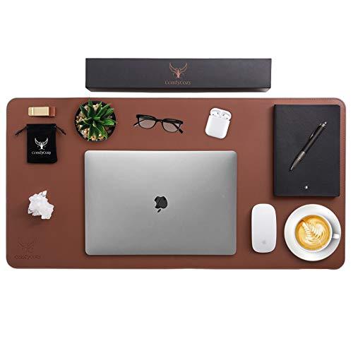 ComfyCozy Leather Desk Pad | Lar...