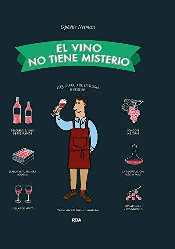 El vino no tiene misterio (PRÁCTICA)