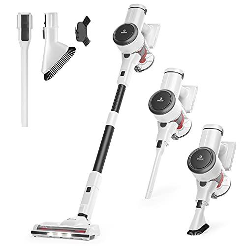 NEQUARE Cordless Vacuum Cleaner, Stick Vacuum...
