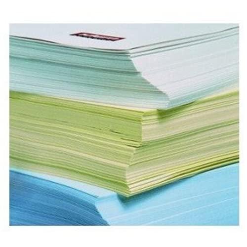 Papel Autocopiativo Químico 3 hojas 32x45cm, 75gr, 3ª ROSA-CF, caja de 500 unidades