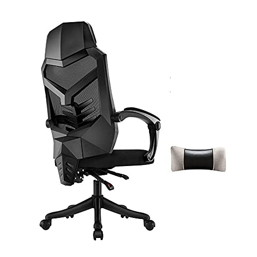 n.g. Living Room Accessories Chair Computer Chair Reclining E Sports Chair Seat Game Chair Ergonomic High Back Comfortable Office Chair Bearing Capacity: 330lbs White