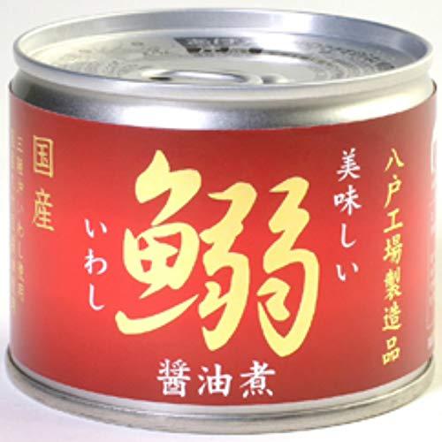 伊藤食品 美味しい鰯(いわし) 醤油煮 190gX24缶