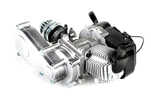 Pocketbike Motor Dirtbike 49ccm + Getriebe + Luftfilter + Kupplung 49cc Dirtbike Motor Mini Quad ATV