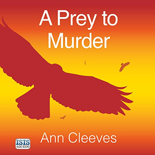 A Prey to Murder audiobook cover art