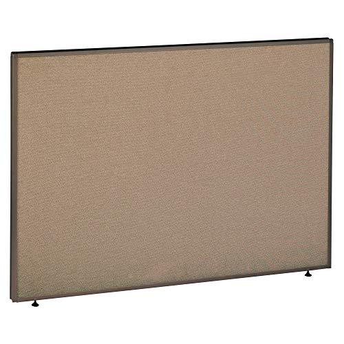 Bush Business Furniture ProPanels - 42H x 60W Panel in Harvest Tan