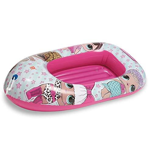 Mondo Toys - LOL Small Boat - Canotto Gonfiabile / Gommone per Bambini - misura 94 cm -...