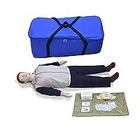 CPRファーストエイドダミーCPRマネキンモデル呼吸人体専門科学教育ツール、学校のプレゼンテーションツール用