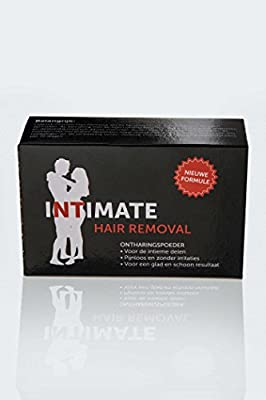 Hair Removal Cream Wax Threading Mens Hair Removal Kit for Intimate Areas- Intimate Men