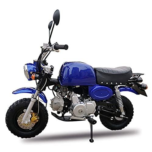 GGPUS 125cc Pit Bike Erwachsene & Kinder Motorrad Gas Motorrad Schmutz Motorrad Straße Fahrrad Motorrad Fahrrad
