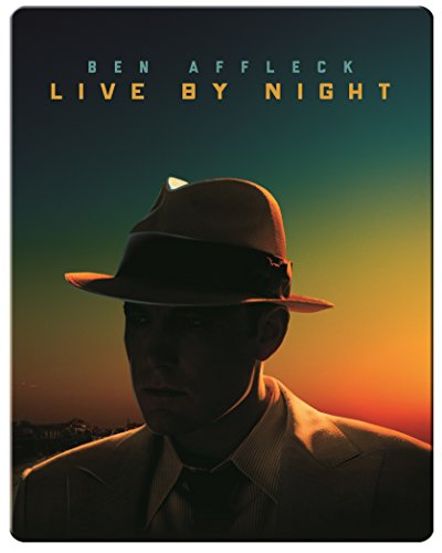 Live by Night [Steelbook] (exklusiv bei Amazon.de) [Blu-ray] [Limited Edition]