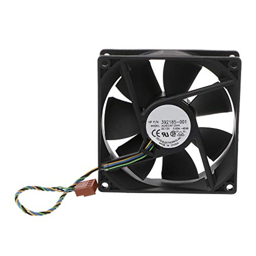 FEILINKA 90 * 90 * 25mm 9025 DC 12V 0.6A 4-Pin PWM Ventilador de refrigeración de computadora para Delta AUB0912VH