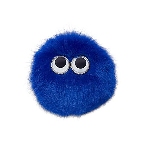 ergobag Unisex, Jugend Blue-Fleece Selbstklebend, Blau (Blau), Einheitsgröße