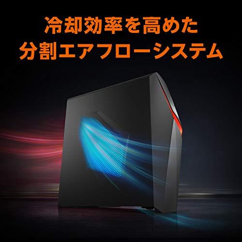 ASUSゲーミングデスクトップROGStrix(Corei5-9400/GTX1050/8GB・HDD1TB)【日本正規代理店品】GL10CS-I59G1050