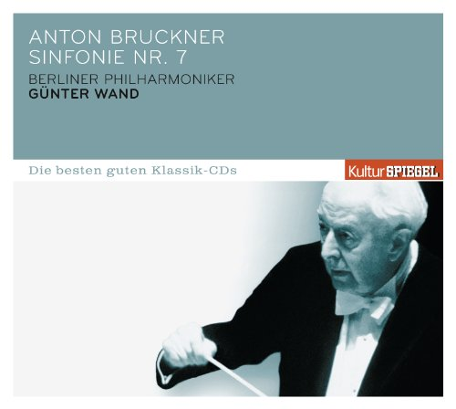 Kultur Spiegel: Die besten guten Klassik-CDs: Bruckner: Sinfonie Nr. 7